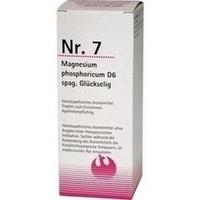 NR.7 Magnesium phosphoricum D6 spag.Glückselig