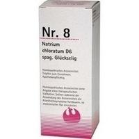 NR.8 Natrium chloratum D 6 spag.Glückselig