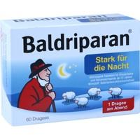 BALDRIPARAN Stark für die Nacht überzogene Tab.