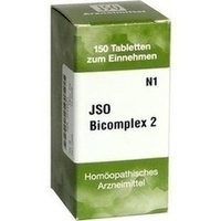 JSO Bicomplex  Nr. 2 Tabletten