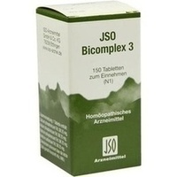 JSO Bicomplex  Nr. 3 Tabletten