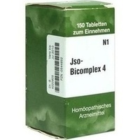 JSO Bicomplex Nr. 4 Tabletten
