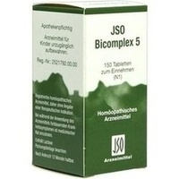 JSO Bicomplex Nr. 5 Tabletten
