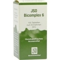 Jso Bicomplex Nr. 6 Tabletten