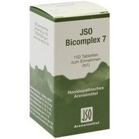 JSO Bicomplex Nr. 7 Tabletten
