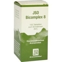 Jso Bicomplex Nr. 8 Tabletten