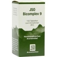 JSO Bicomplex Nr. 9 Tabletten
