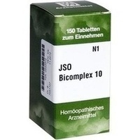 Jso Bicomplex Nr. 10 Tabletten