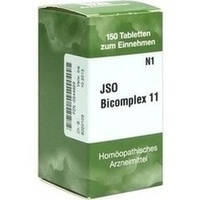 Jso Bicomplex Nr. 11 Tabletten