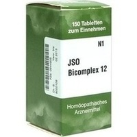JSO Bicomplex Nr. 12 Tabletten