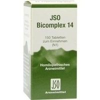 Jso Bicomplex Nr. 14 Tabletten