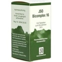 Jso Bicomplex Nr. 16 Tabletten
