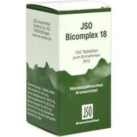 JSO Bicomplex Nr. 18 Tabletten