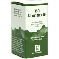 Jso Bicomplex Nr. 19 Tabletten