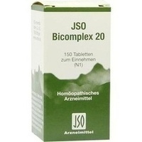 Jso Bicomplex Nr. 20 Tabletten