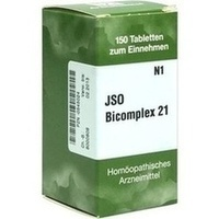 JSO Bicomplex Nr. 21 Tabletten