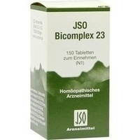 Jso Bicomplex Nr. 23 Tabletten