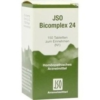 JSO Bicomplex Nr. 24 Tabletten