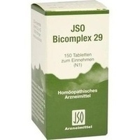 JSO Bicomplex Nr. 29 Tabletten