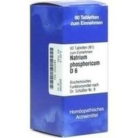 Biochemie 9 Natrium Phosphoricum D6 Tabletten