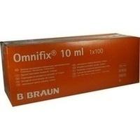 OMNIFIX Solo Spr.10 ml Luer latexfrei