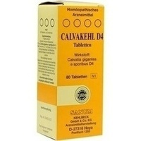 CALVAKEHL D 4 Tabletten