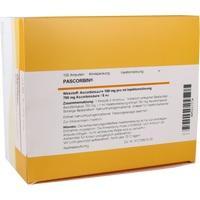 PASCORBIN 750 mg Ascorbinsäure/5ml Injektionslsg.