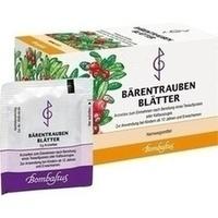 BÄRENTRAUBENBLÄTTER Filterbeutel**
