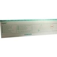 INJEKT Solo Spritze 5 ml LL zentrisch PVC-frei