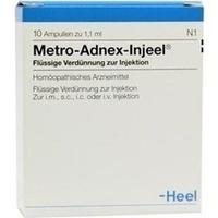 HEEL METRO ADNEX Injeele Ampoules