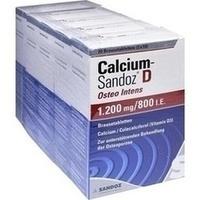 CALCIUM SANDOZ D Osteo intens 1200mg/800I.E.**