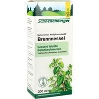 BRENNNESSELSAFT Schoenenberger**