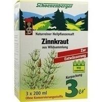 ZINNKRAUTSAFT Schoenenberger