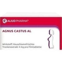 AGNUS CASTUS AL Filmtabletten**