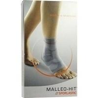MALLEO-HIT Sprunggelenkbandage Gr.4 schwarz 07074