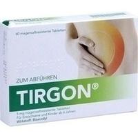 TIRGON magensaftresistente Tabletten