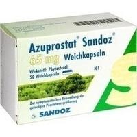 AZUPROSTAT Sandoz 65 mg Weichkapseln**
