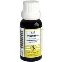 PLUMBUM KOMPLEX Nr.223 Dilution