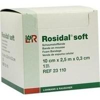 ROSIDAL Soft Binde 10x0,3 cmx2,5 m
