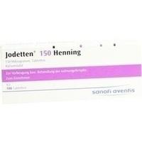 JODETTEN 150 Henning Tabletten