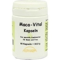 MACA VITAL Kapseln