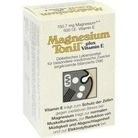 Magnesium Tonil Plus Vitamin E  Kapseln 100 ST