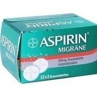 ASPIRIN MIGRÄNE Brausetabletten**