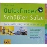 GU Quickfinder Schüßler Salze