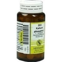 KALIUM PHOSPHORICUM F Komplex Nr.203 Tabletten
