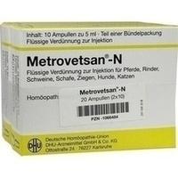 METROVETSAN N Injektionslösung vet.