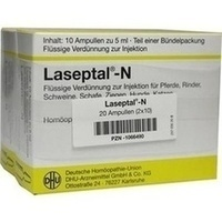 LASEPTAL N Injektionslösung vet.