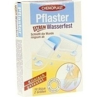 PFLASTER extrem Wasserfest 2 Größen