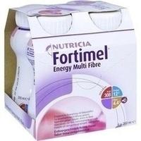 FORTIMEL Energy Multi Fibre Erdbeergeschmack