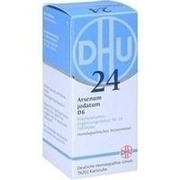 Biochemie 24 Arsenum Jodatum D6 Tabletten